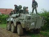 Templario in Kosovo 2002