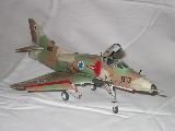 Israeli A-4H Skyhawk
