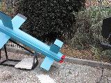 Gabriel Triple Missile Launcher