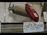 Gemini RCS Thruster