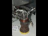 S-IVB Auxillary Motor