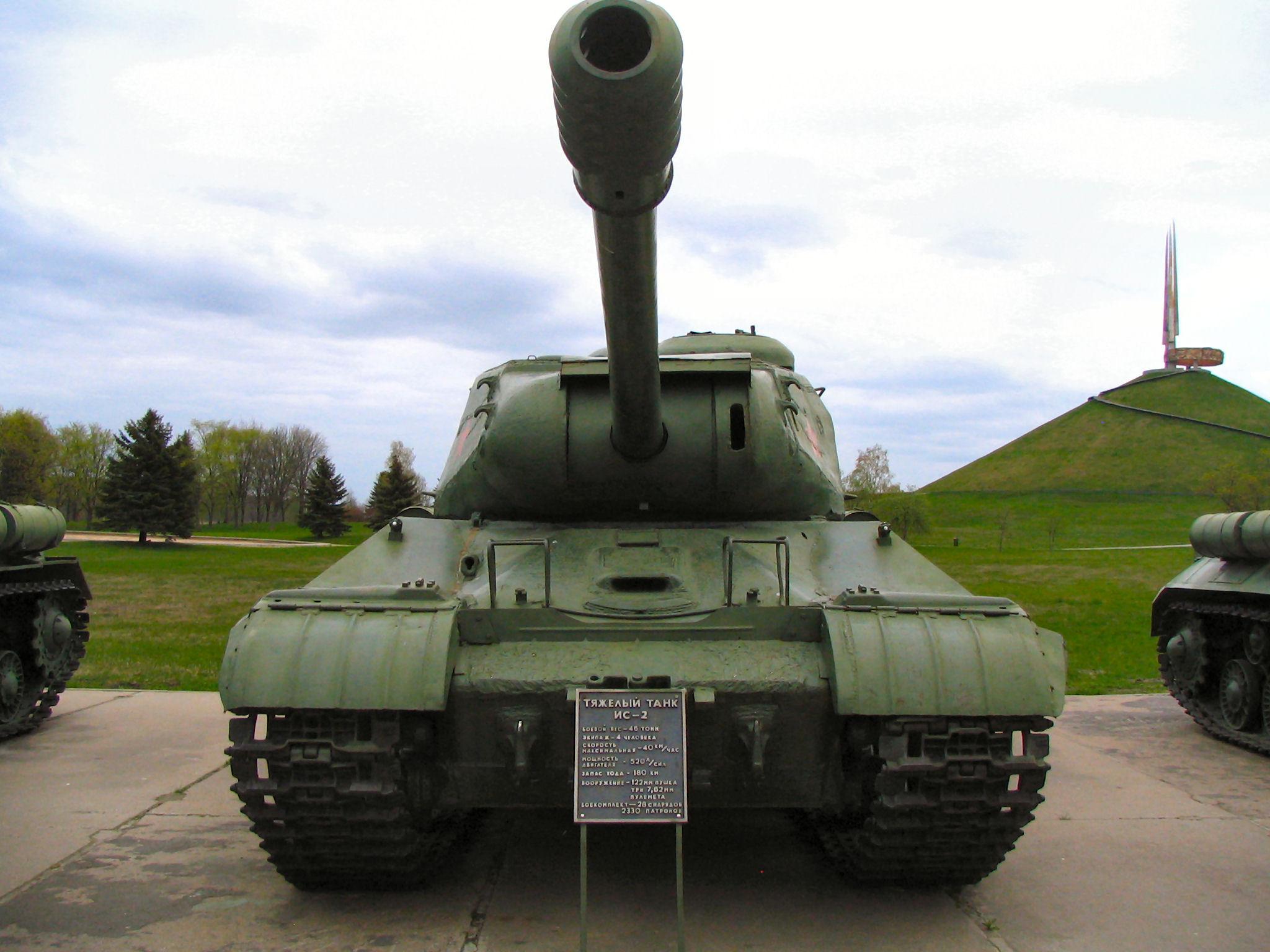 Heavy Tanks World War 2