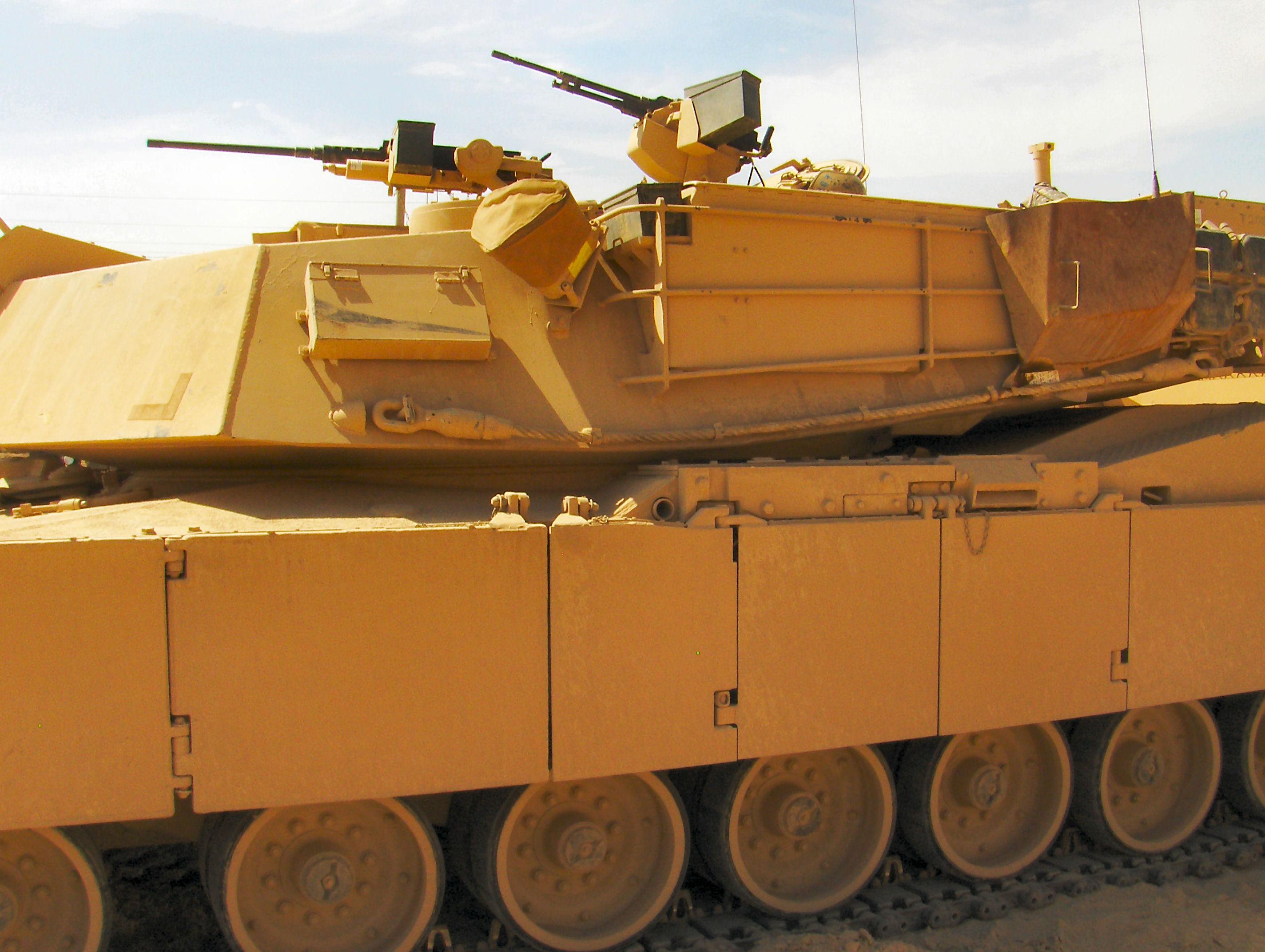 Armorama :: M1A1 Abrams C23
