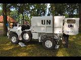 DAF YA 126 Radio Truck (UNIFIL)
