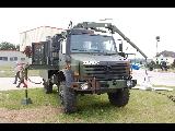 Unimog U4000 Bergefahrzeug KZO